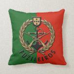 """Portuguese Navy """"Fuzileiros"""" Pillows"""