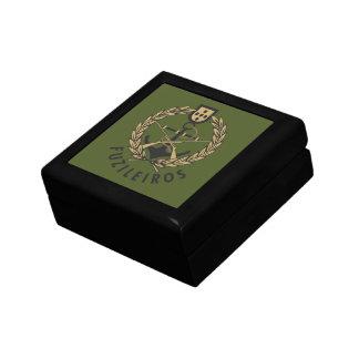 "Portuguese Navy Marines ""Fuzileiros"" Jewelry Box"