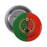"Portuguese Navy Marines ""Fuzileiros"" Pin"