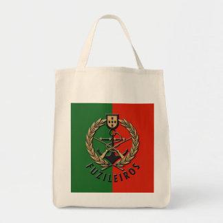 "Portuguese Navy Marines ""Fuzileiros"" Tote Bag"