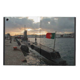 Portuguese Navy submarine iPad Air Covers