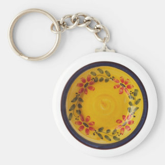 Portuguese Pottery Key Chains