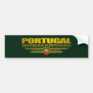 Portuguese Pride Bumper Sticker