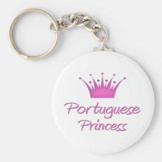 Portuguese Princess Key Chains