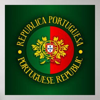 Portuguese Republic Poster