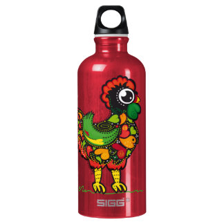 Portuguese Rooster liberty bottle