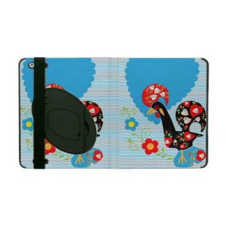 Portuguese Rooster Symbol iPad Cover