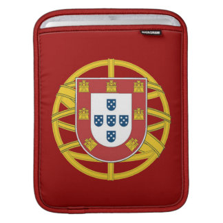 Portuguese shield sleeves for iPads