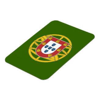 Portuguese shield magnet