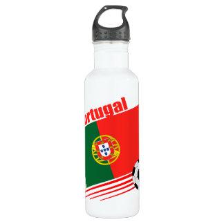 Portuguese Soccer Team 24oz Water Bottle