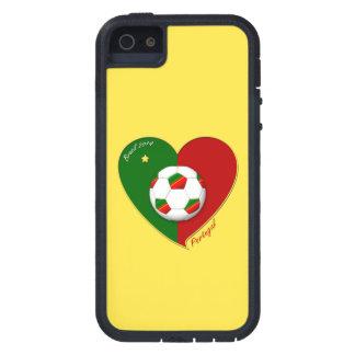 "Portuguese SOCCER Team. Soccer of ""PORTUGAL"" 2014 iPhone 5 Case"