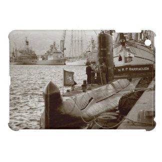 Portuguese submarine NRP Barracuda iPad Mini Case