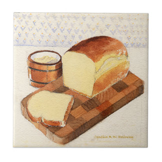 Portuguese Sweet Bread Tile