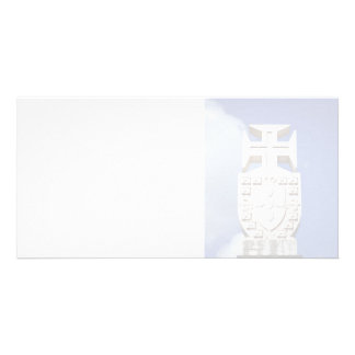 Portuguese symbology photo card