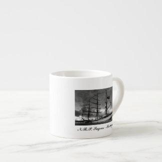Portuguese tall ship NRP Sagres Espresso Cup