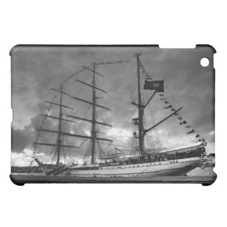 Portuguese tall ship NRP Sagres iPad Mini Case
