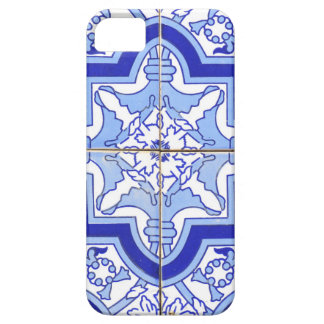 Portuguese Tile Blue and White iPhone SE/5/5s Case
