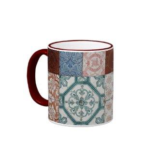 Portuguese tiles mug