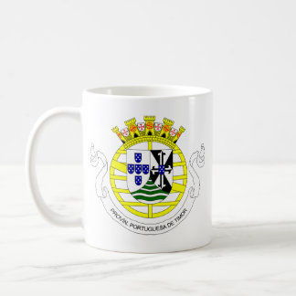 Portuguese Timor , East Timor Coffee Mug