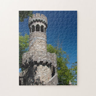 Portuguese tower jigsaw puzzle