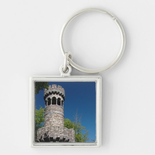 Portuguese tower keychain