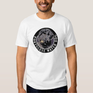 Portuguese Water Dog 002 Tees