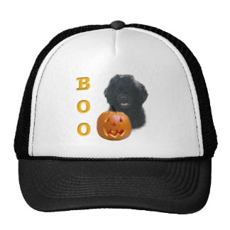 Portuguese Water Dog Boo Trucker Hat