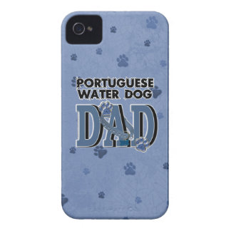 Portuguese Water Dog DAD iPhone 4 Case