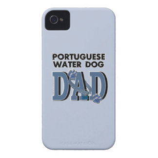 Portuguese Water Dog DAD iPhone 4 Cases