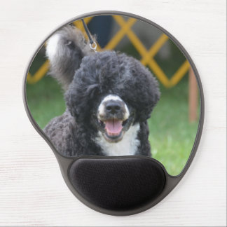 Portuguese Water Dog Gel Mouse Mats