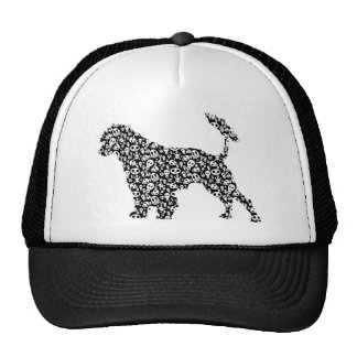 Portuguese Water Dog Mesh Hat