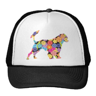 Portuguese Water Dog Trucker Hats