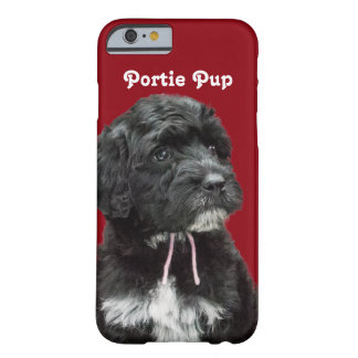 Portuguese Water Dog Holiday Phone Case