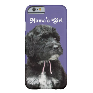 Portuguese Water Dog Mother's Day Phone Case