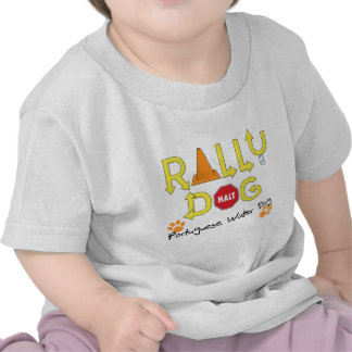 Portuguese Water Dog Rally Dog Shirt