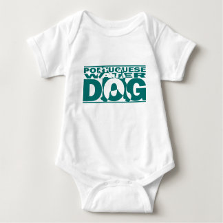Portuguese Water Dog Silhouette T Shirt