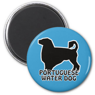 Portuguese Water Dog T-Shirts and Gifts Magnet