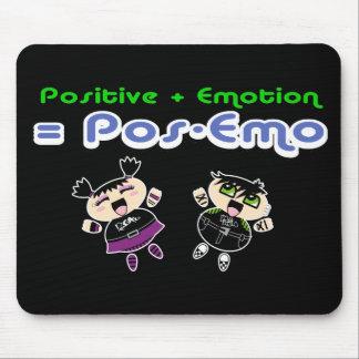 Pos-Emo mousepad