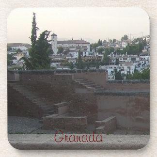 posavasos Alhambra -Albaicín Granada España