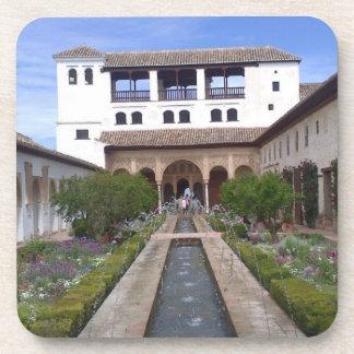 Posavasos Alhambra Generalife, Granada