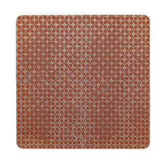 Posavasos de puzzle de encargo únicos