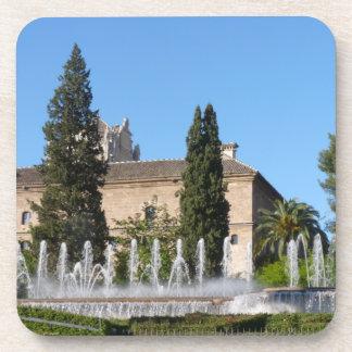 Posavasos, Jardines del Triunfo, Granada Posavaso
