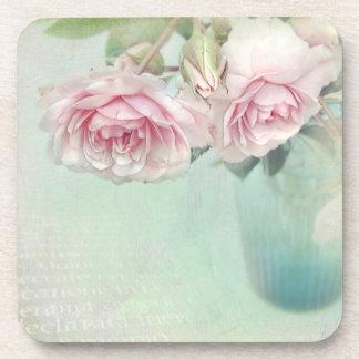 "Posavasos mágicos ""rose vintage """