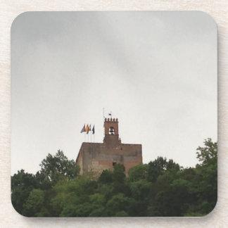 Posavasos, Tower of Vela, Alhambra, Granada Coaster