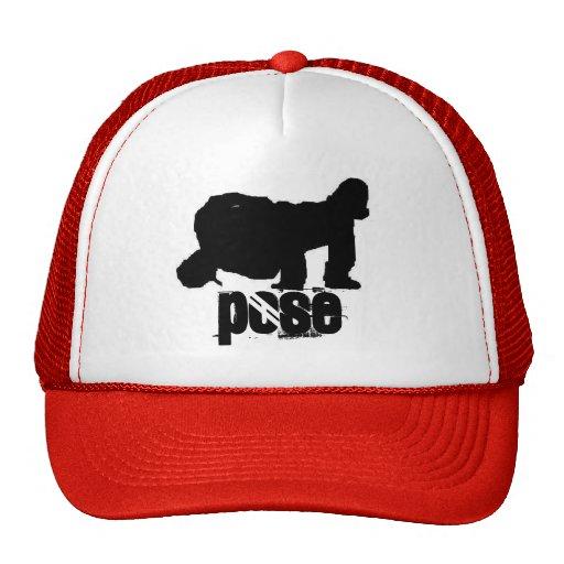 POSE LOGO B-BOY Hat
