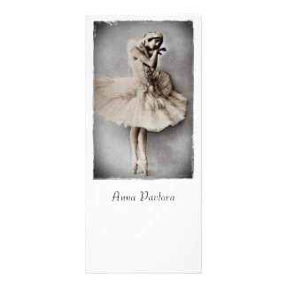 Posed en Pointe Rack Card