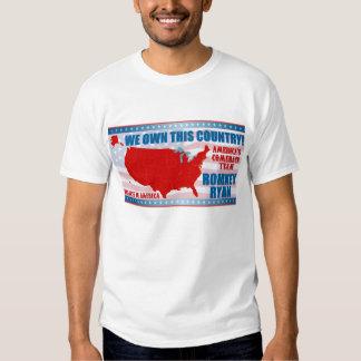 POSEEMOS ESTA camiseta del PAÍS Playeras