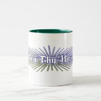 Poseer Thy taza de la libración fresca