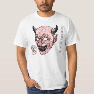 Poseído por Satan Camisas