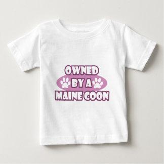 Poseído por un Coon de Maine Camisas